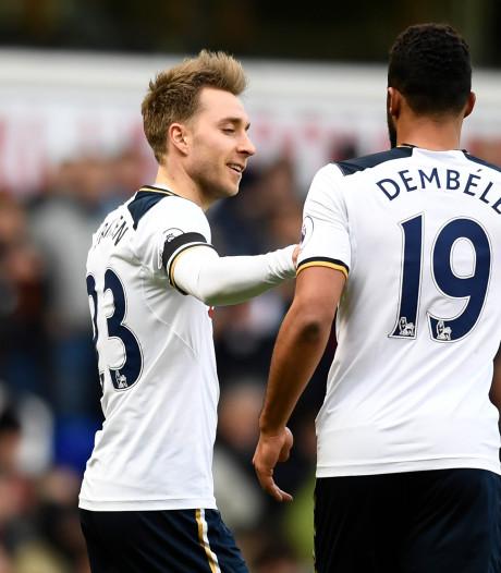 Tottenham heeft Dembélé en Eriksen terug voor duel met PSV