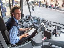 Chauffeur 'platzak' in de bus