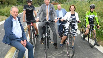 Veilig fietsen van Aalter naar Bellem