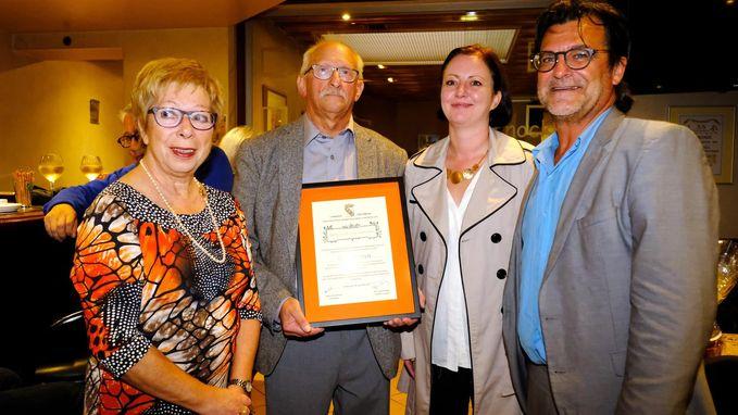 René Pattyn krijgt tweede 'Prijs Gust Van Auwenis'