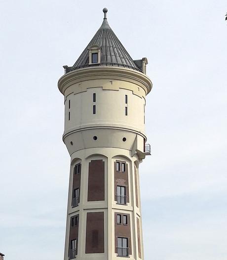 Woningbouw moet plan voor watertoren in Roosendaal vlot trekken