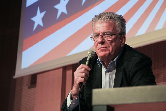 Le politologue français Olivier Duhamel