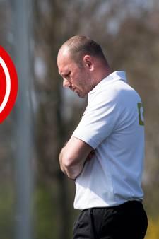 vv Dieren moet op zoek naar nieuwe trainer, Erwin Koen blijft bij Eldenia