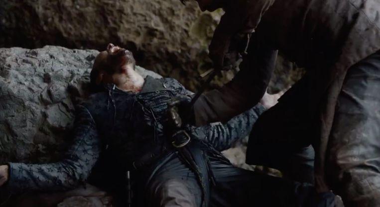 Jaime slaagt erin Euron te vermoorden.