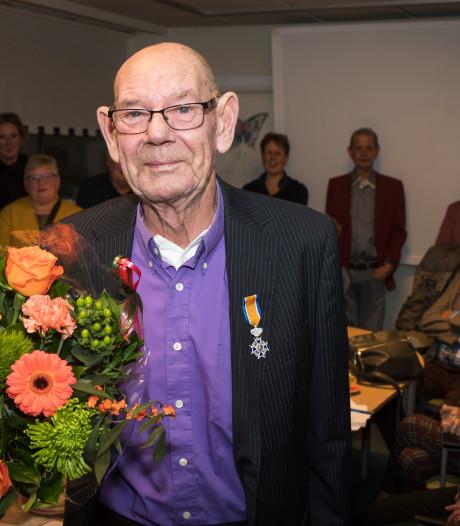 Lintje voor Henk Morsink in Haaksbergse Saalmerink