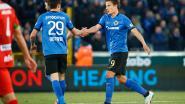 Herbeleef hoe Club op eigen veld Oostende over de knie legde én weer nadert op AA Gent