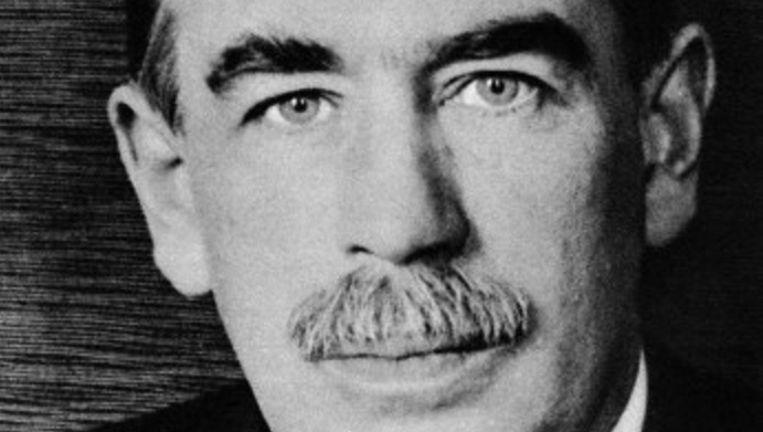 John Maynard Keynes Beeld Corbis