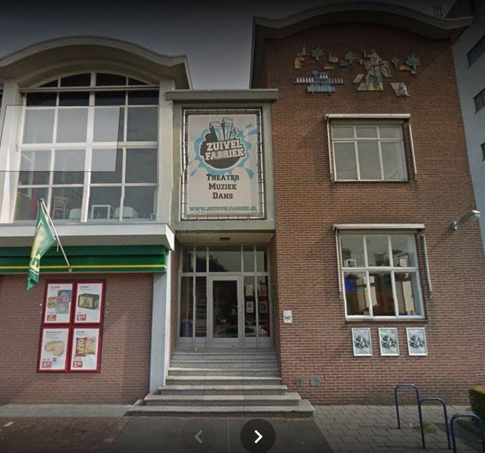 De Zuivelfabriek in Udenhout.