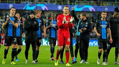 Club Brugge minimaal zeker van 27,9 miljoen euro uit Champions League, Racing Genk van 23,9 miljoen euro