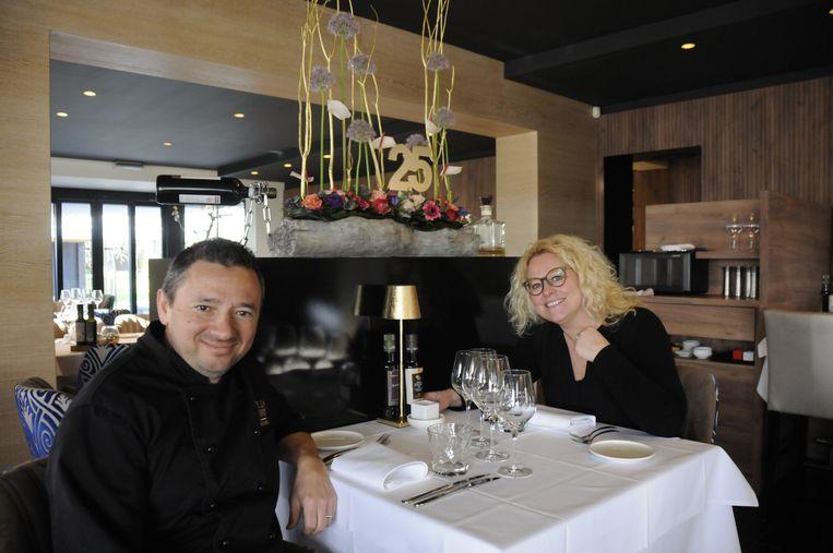 Mimmo en Sabrina van Villa Torre.