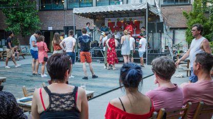 Extra plein op de Feesten: Wim For Live geeft kansen aan lokaal talent