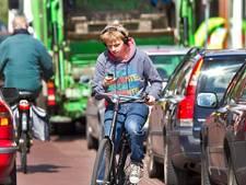Campagne tegen appen door fietsers en voetgangers
