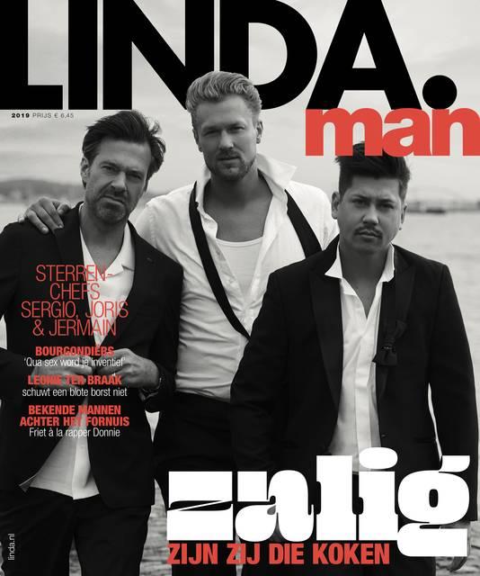 Cover van Linda.man die vandaag in de winkel ligt.