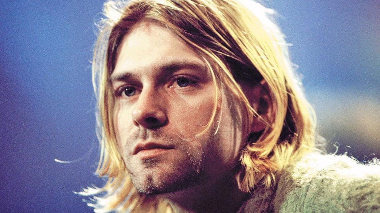 Kurt Cobain Beeld rv