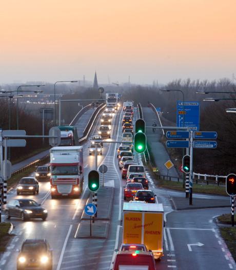 PVV heeft liever snelweg door Het Binnenveld maar gaat mee met dubbele Rijnbrug