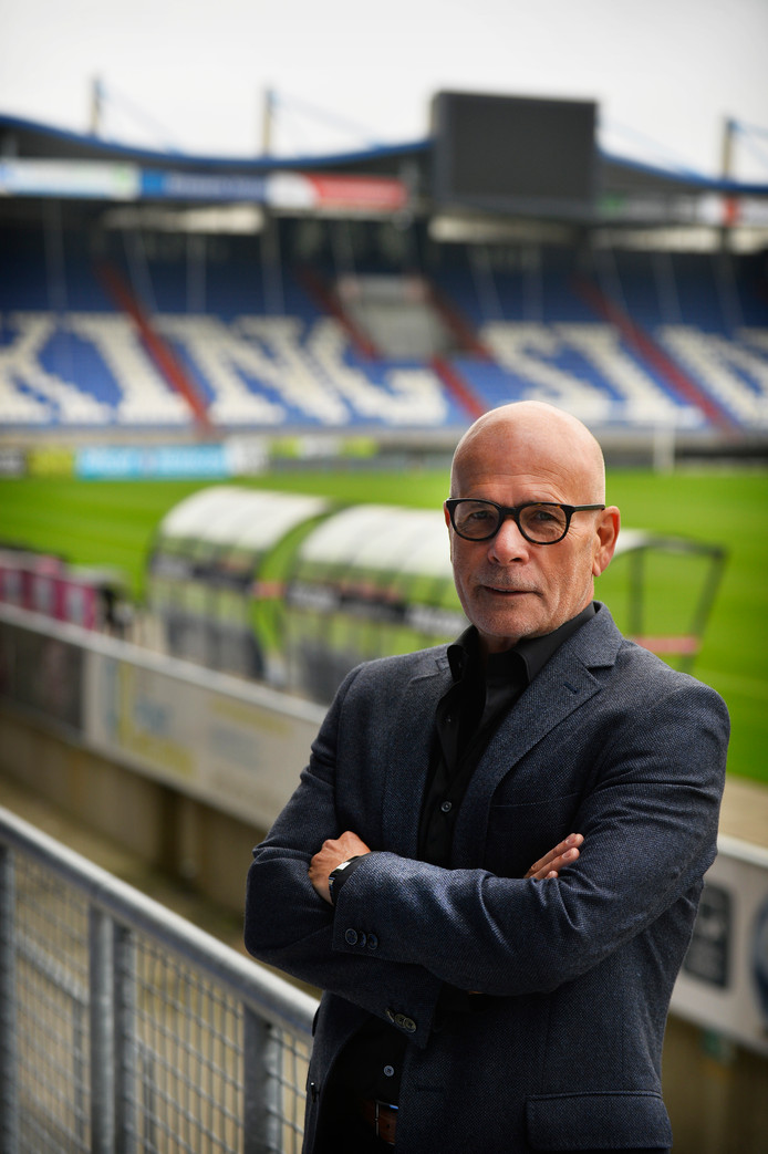 Gerard Wielaert wil als hoofd scouting meehelpen om van Willem II weer een stabiele eredivisieclub te maken.