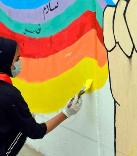 Opstand en protestkunst in Irak: ook vrouwen laten van zich horen