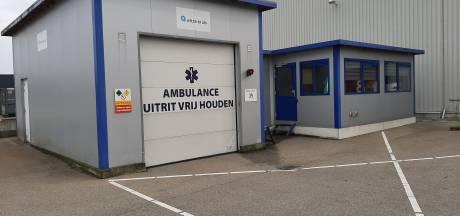 In afwachting van nieuwbouw krijgt Thoolse ambulancepost tijdelijk onderkomen in Poortvliet