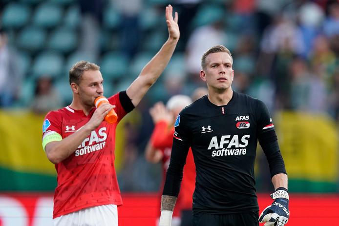 Teun Koopmeiners mist nooit een strafschop. Ook in Den Haag schoot de aanvoerder raak vanaf elf meter.