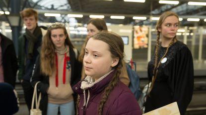 VIDEO. Greta, Anuna en Kyra trekken samen naar Parijs voor de klimaatbetoging