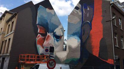 Sensoa opent hiv-muur in Antwerpen