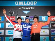 LIVE | Renners onderweg in Omloop Het Nieuwsblad