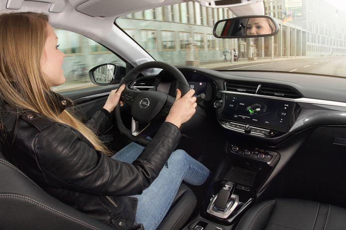 De online test is bedoeld voor mensen die al een rijbewijs hebben