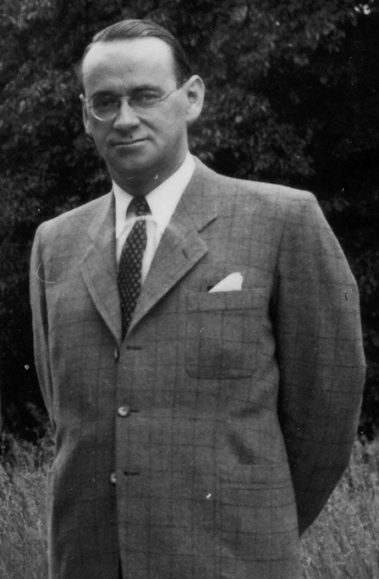 Carl Lutz in 1944.