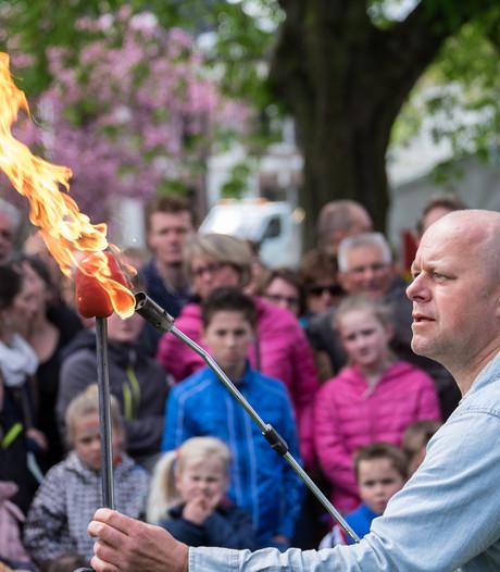 Circus met eten op nieuw festival KRANG in Hengelo
