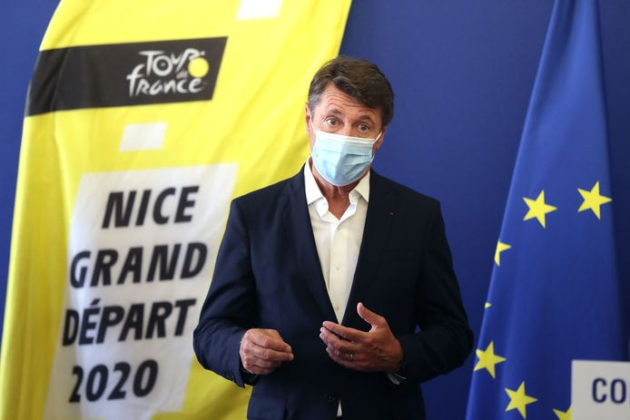 De Tour de France gaat dit jaar van start in Nice.