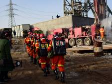 Des mineurs coincés depuis une semaine sous terre en Chine ont transmis une note à leurs sauveteurs