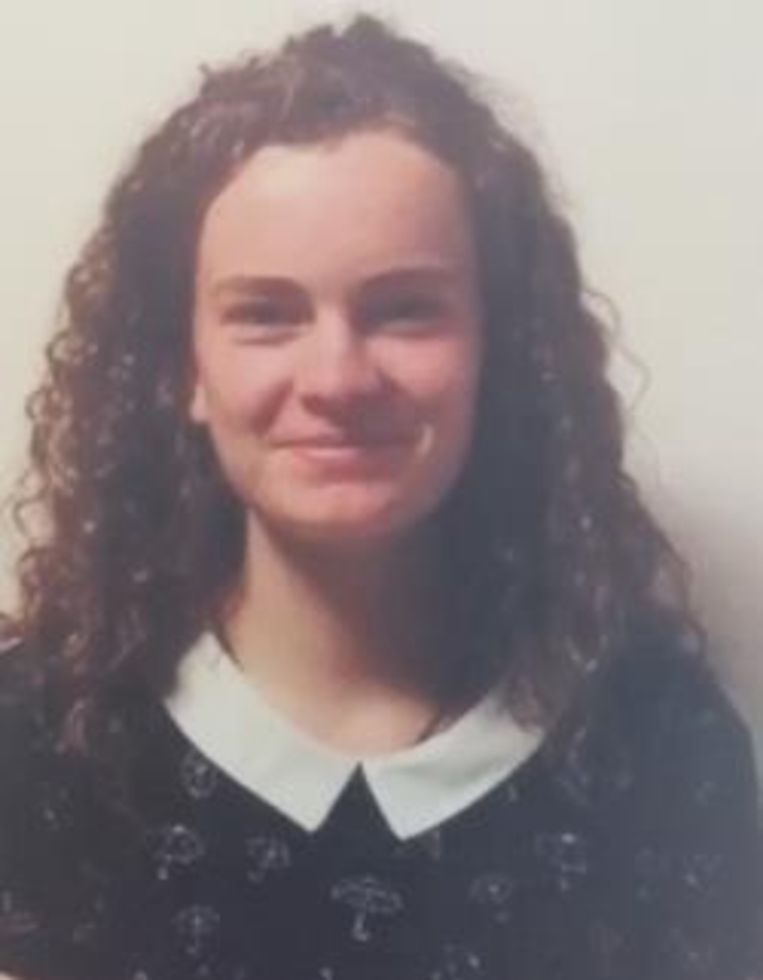 De 17-jarige Megane verdween woensdag.