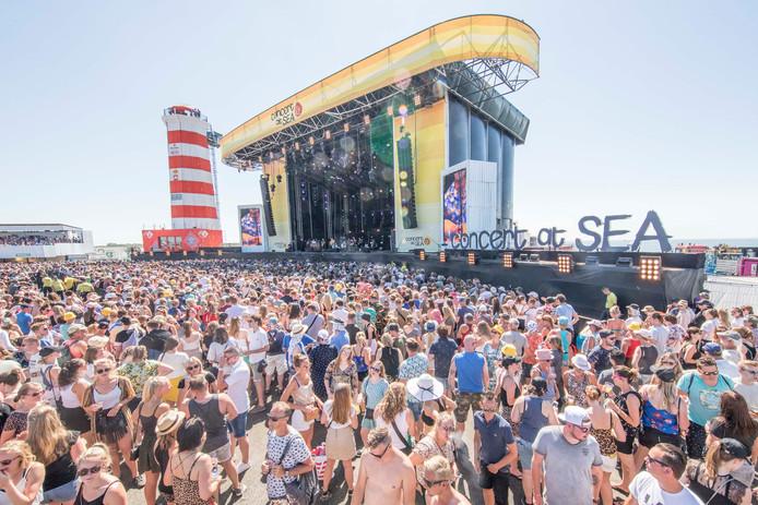 Concert at Sea 2019.