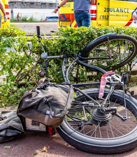 Man wordt onwel en valt ongelukkig van fiets in Geertruidenberg