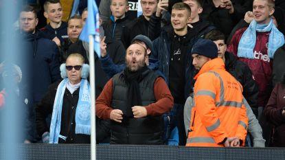 Supporter pakt uit met apengebaren naar United-middenvelder, City plaatst statement op website