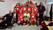 Nieuwe kleedkamer voor damesploeg KV Sint-Gillis