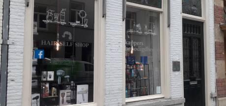 'Het kapperswinkeltje' vertrekt uit pand Vughterstraat en zoekt een nieuwe plek