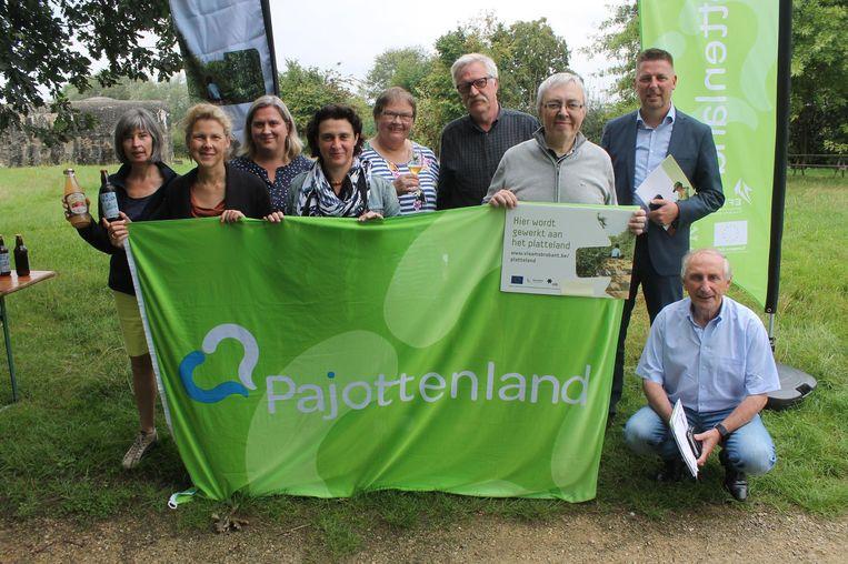 Streekorganisatie Pajottenland Plus stelde zijn programma voor het Bruegeljaar voor.