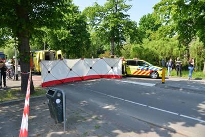 Jonge fietser zwaargewond na aanrijding met tractor in Breda