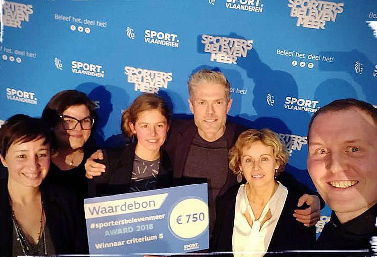 Brugge st jozefsinstituut wint sportprijs