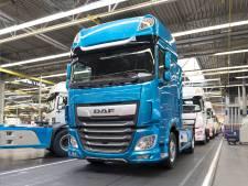 DAF verhoogt productie verder in Eindhoven: per 1 oktober naar 90 procent van niveau van voor corona