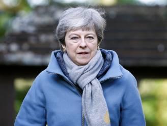 """""""Theresa May bereid om op te stappen als partijgenoten brexitakkoord steunen"""""""