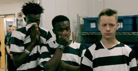 'Banged Up: Teens Behind Bars'
