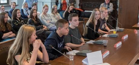 Jongeren krijgen inspraak in politiek Boxmeer