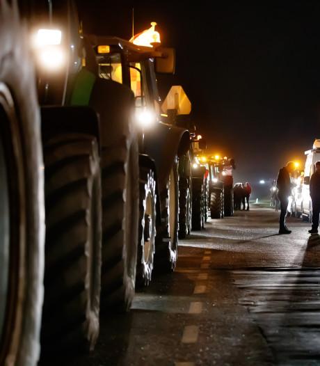 Dat kan niet waar zijn: vele honderden boeren vinden het een goed idee om de democratie te torpederen