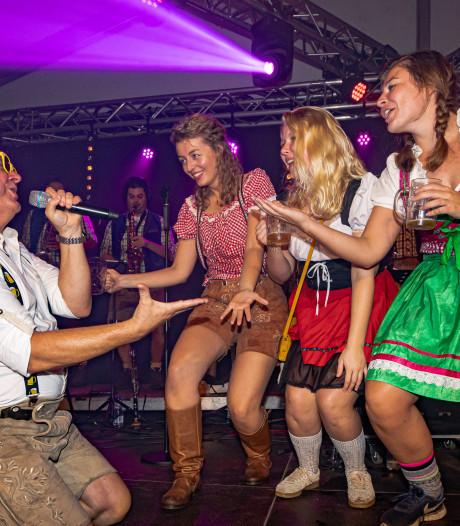 Eerste editie Oktoberfest in Amersfoort geslaagd: 'Sfeer zat er gelijk in'