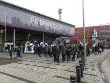 FC Den Bosch over stilleggen wedstrijd: 'Tegenstander met regelmaat getrakteerd op kraaienconcert'