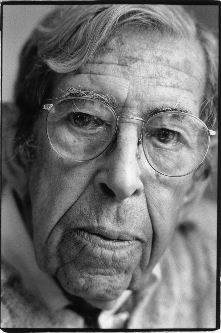 Albert Helman (pseudoniem van Lou Lichtveld). Beeld Hollandse Hoogte