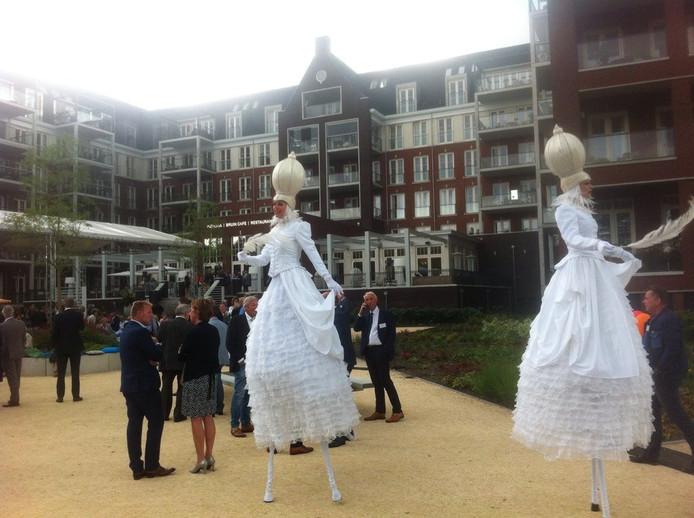 De Leyhoeve in Tilburg werd maandag officieel geopend.