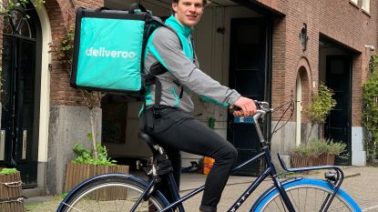 """Swapfiets en Deliveroo starten samenwerking voor koeriers: """"Swapfiets repareert of vervangt fiets van koerier in minder dan 48 uur"""""""